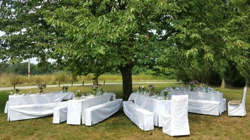Haus Herbede | Hochzeit im Garten